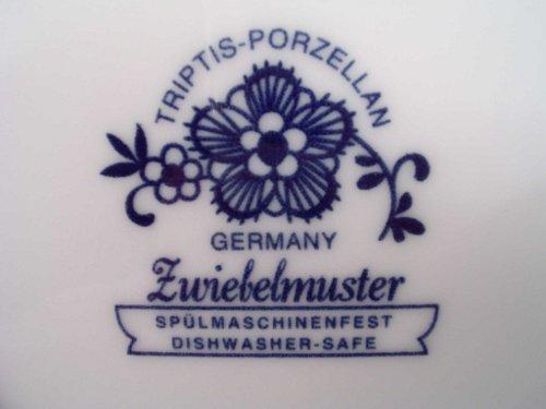 Kahla Zwiebelmuster Kuchenteller   19 cm