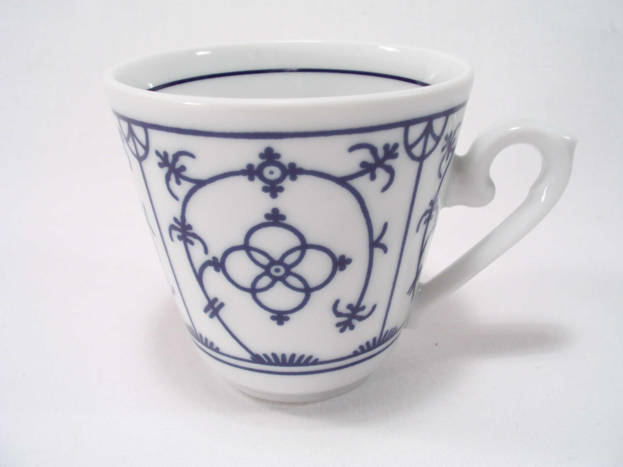 Kaffee Tassen von Winterling Indisch Blau