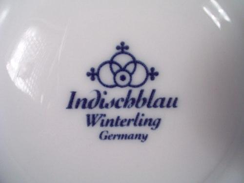 Schüssel Ragout 1,5 Winterling indischblau indisch blau